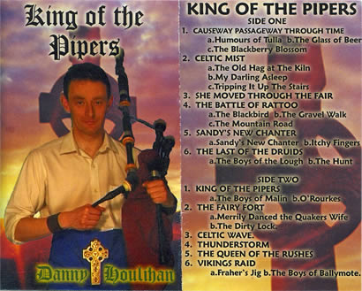 King of the Pipers Cover